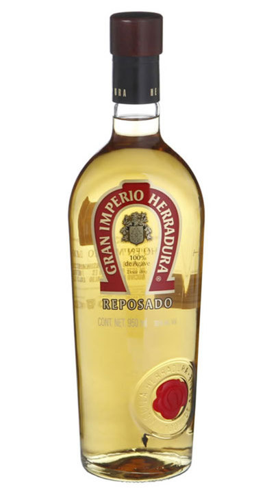 Bottle of Gran Imperio Herradura Reposado