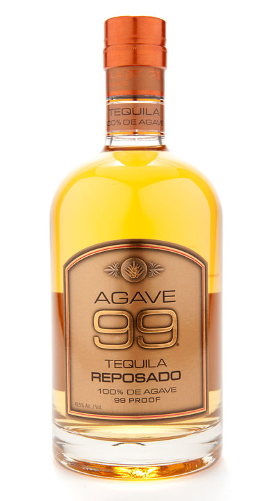 Bottle of Agave 99 Reposado