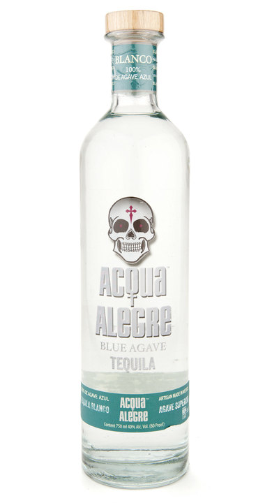 Bottle of Acqua Alegre Blanco