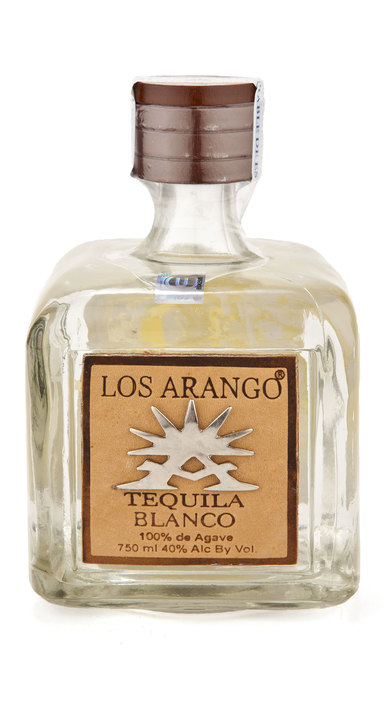 Bottle of Los Arango Blanco