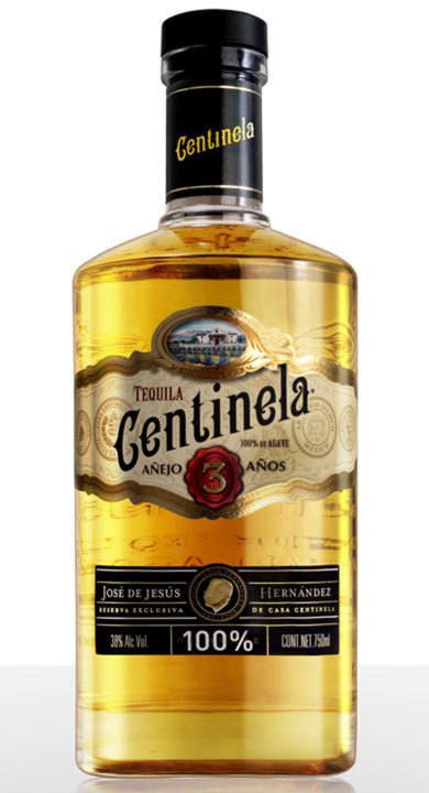 Bottle of Centinela 3 Year