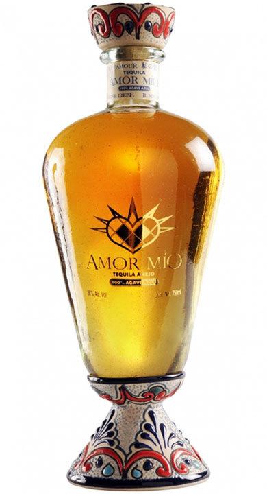 Bottle of Amor Mío Añejo