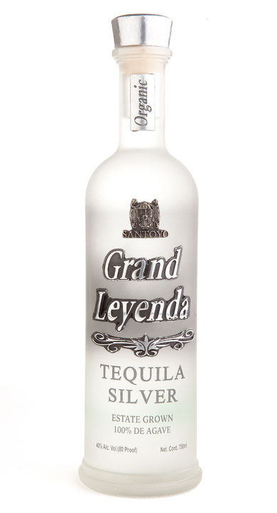 Bottle of Grand Leyenda Silver
