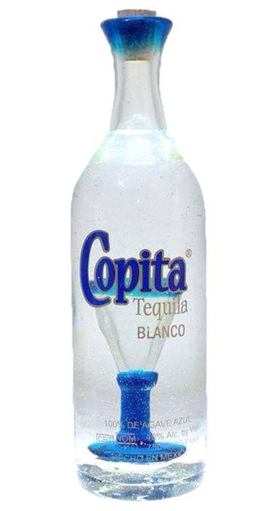 Bottle of Copita Tequila Blanco