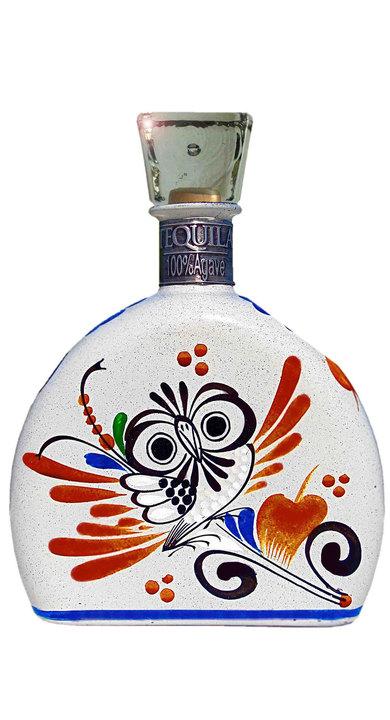 Bottle of El Berrinche Silver
