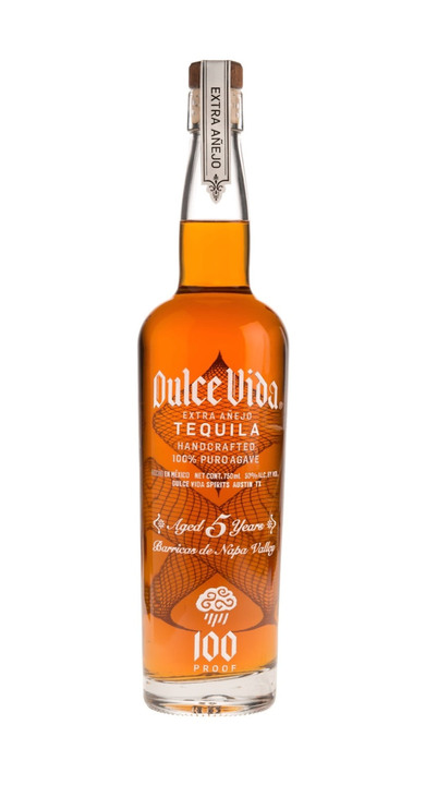 Bottle of Dulce Vida 5-Year Extra Añejo