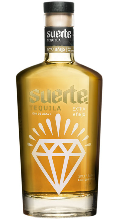Bottle of Suerte Extra Añejo Diamond Edition (2014)
