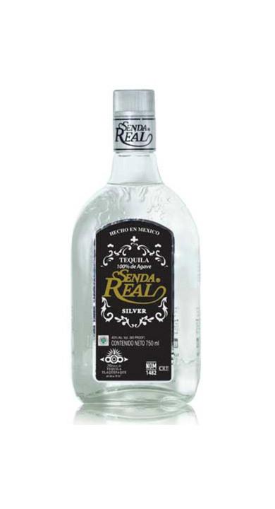 Bottle of Senda Real Silver