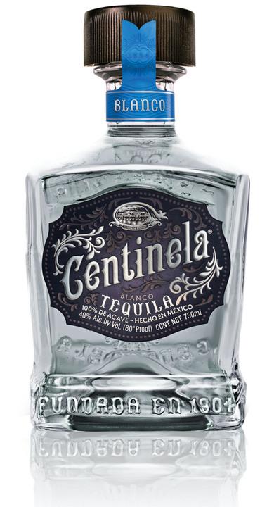 Bottle of Centinela Blanco (Square Bottle)