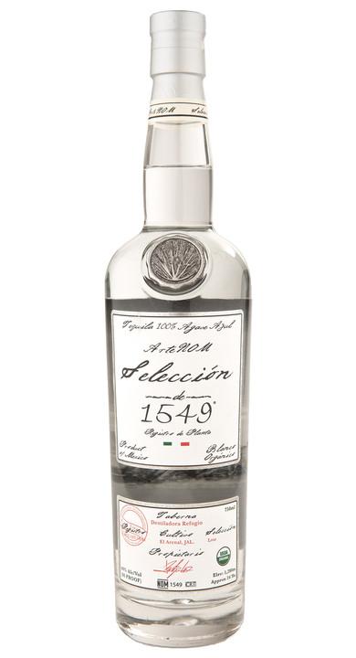 Bottle of ArteNOM Selección de 1549 Blanco