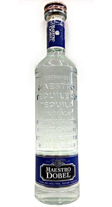 Maestro Dobel Silver Tequila Matchmaker