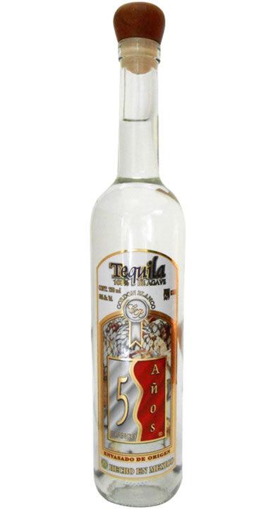 """Bottle of 5 Años Blanco """"Cordon Blanco"""""""