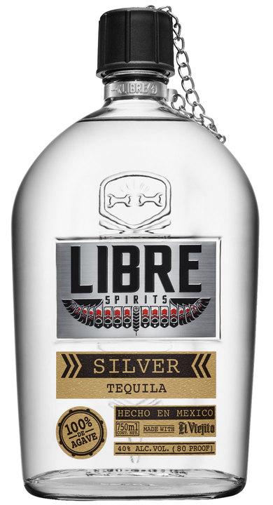 Bottle of Libre Silver