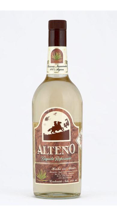 Bottle of Alteño Reposado