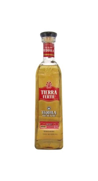 Tierra Fertil Reposado Tequila Matchmaker