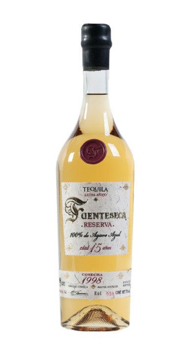Bottle of Fuenteseca Reserva Extra Añejo 15-year