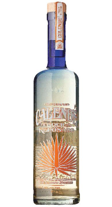 Bottle of Calendé Reposado