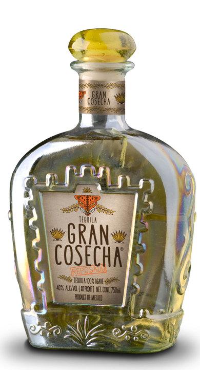 Bottle of Gran Cosecha Reposado