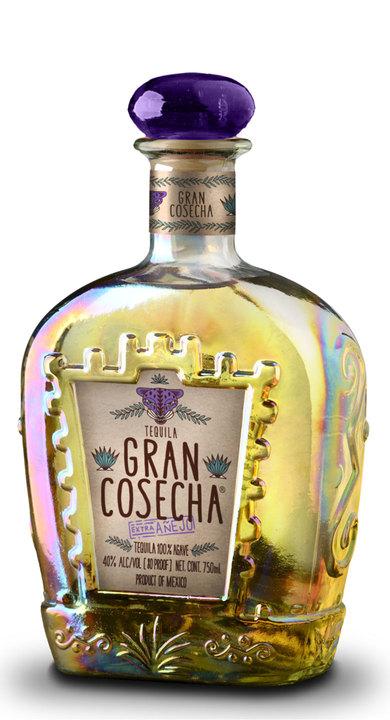 Bottle of Gran Cosecha Extra Añejo