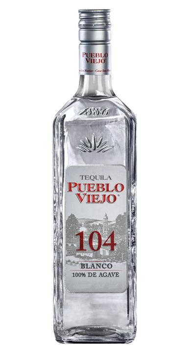 Bottle of Pueblo Viejo Blanco 104