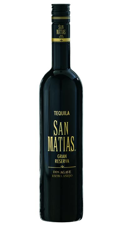 Bottle of San Matias Gran Reserva (US)
