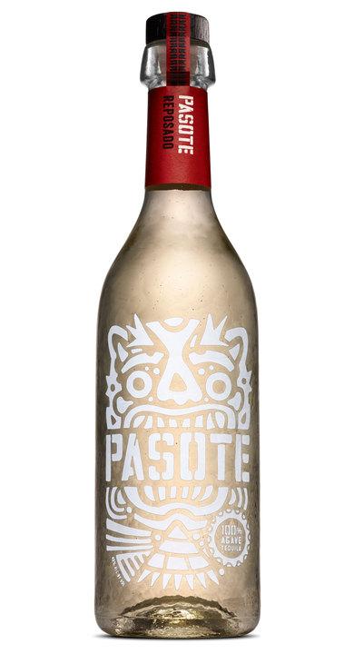 Bottle of Pasote Reposado