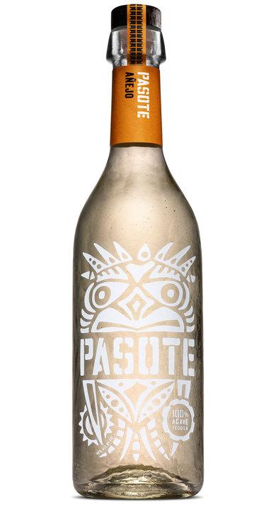 Bottle of Pasote Añejo