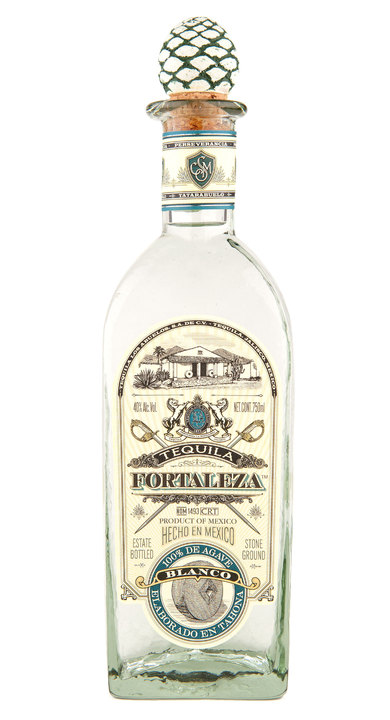Bottle of Fortaleza Blanco