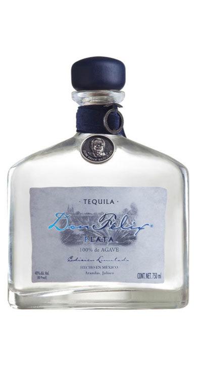 Bottle of Don Felix Plata