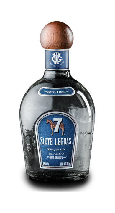 Bottle of Siete Leguas Blanco