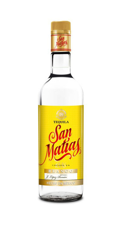 Bottle of San Matías Blanco