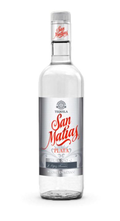 Bottle of San Matías Plata