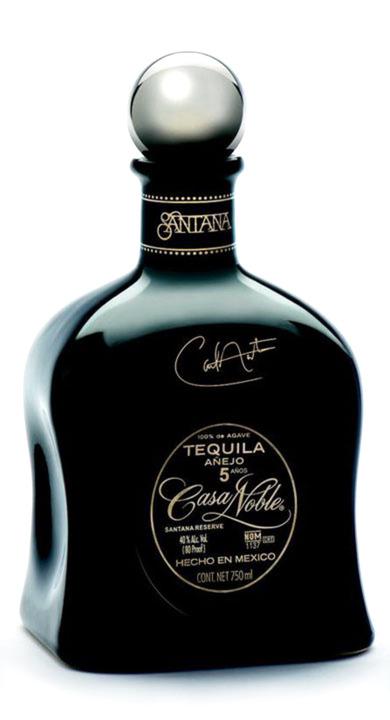 Bottle of Casa Noble Santana Reserve Extra Añejo