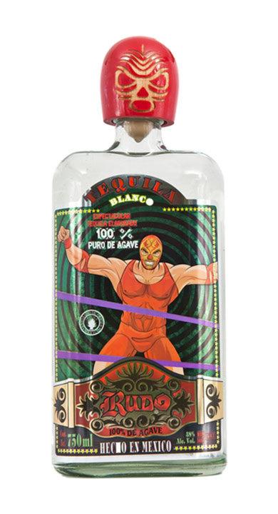 Bottle of Rudo Blanco