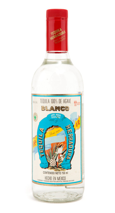 Bottle of Herradura Blanco 46