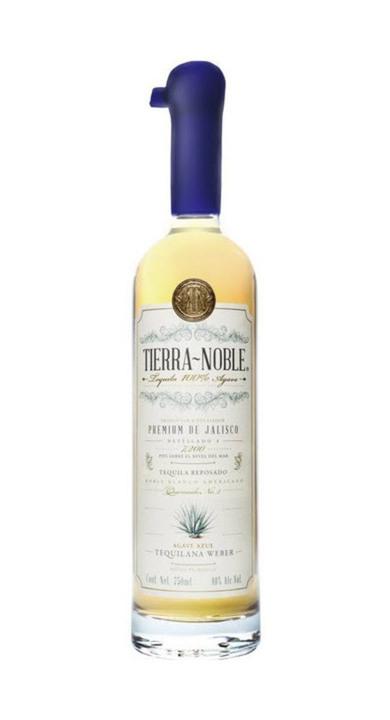 Bottle of Tierra Noble Tequila Reposado