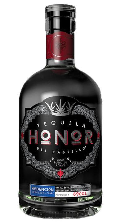 Bottle of Honor Del Castillo Redención Reposado
