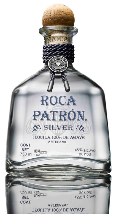 Bottle of Roca Patrón Silver