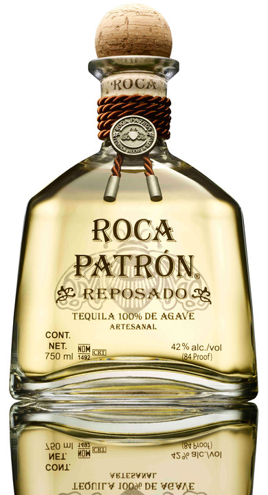 Bottle of Roca Patrón Reposado