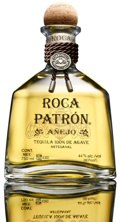 Bottle of Roca Patrón Añejo