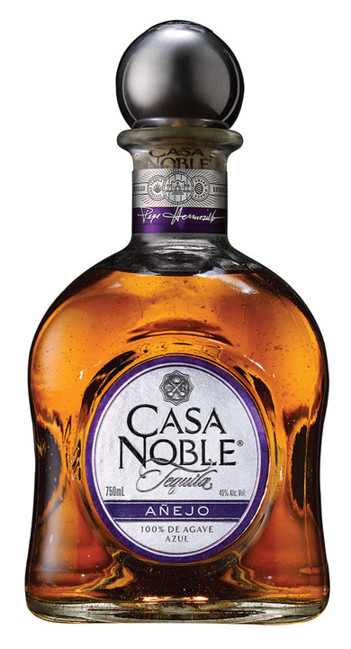 Bottle of Casa Noble Añejo