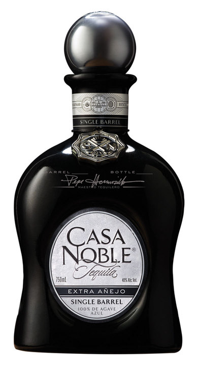 Bottle of Casa Noble Single Barrel Extra Añejo