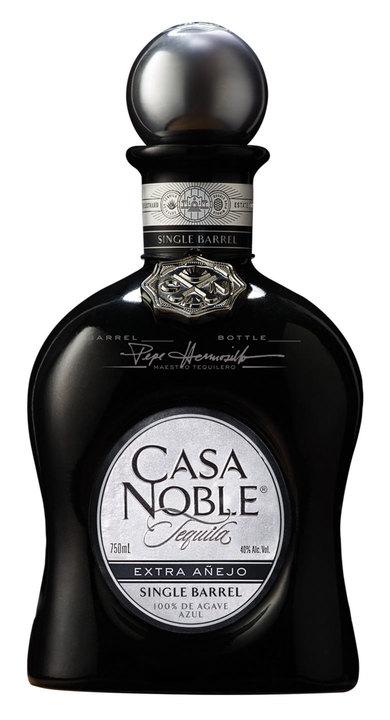 Bottle of Casa Noble Single Barrel Extra Añejo