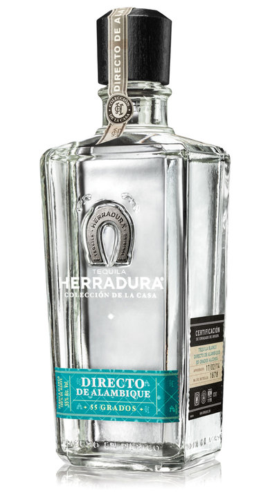 Bottle of Herradura Directo De Alambique