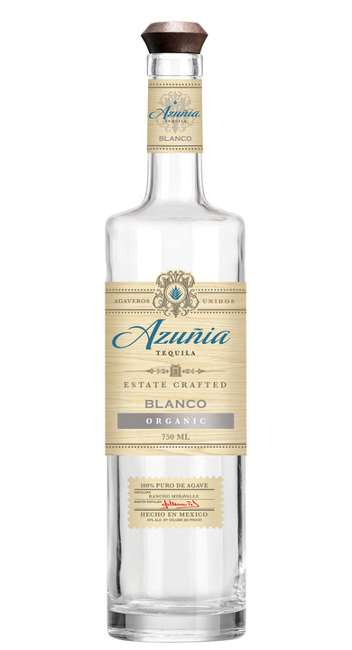 Bottle of Azuñia Blanco