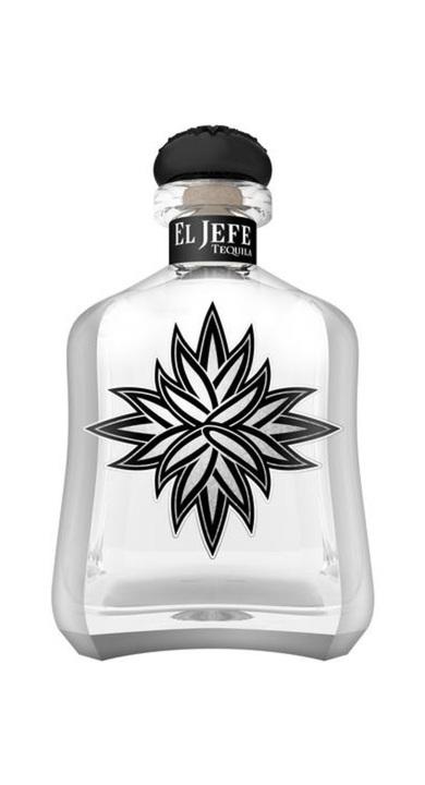 Bottle of El Jefe Blanco