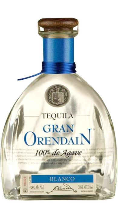 Bottle of Gran Orendain Blanco