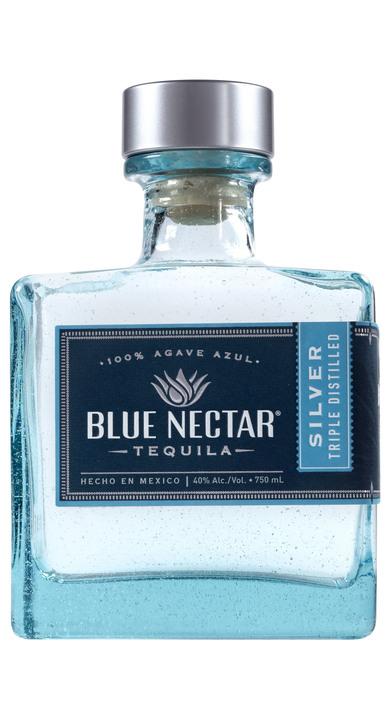 Bottle of Blue Nectar Silver