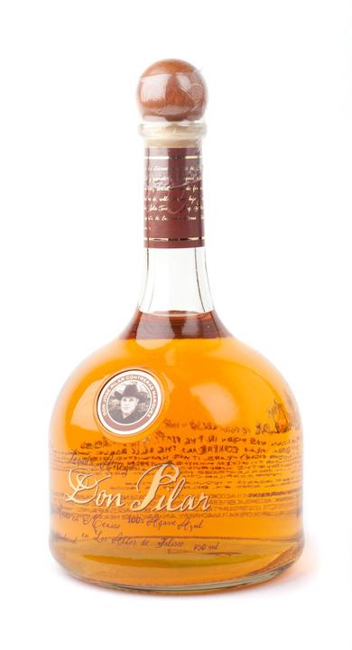 Bottle of Don Pilar Añejo