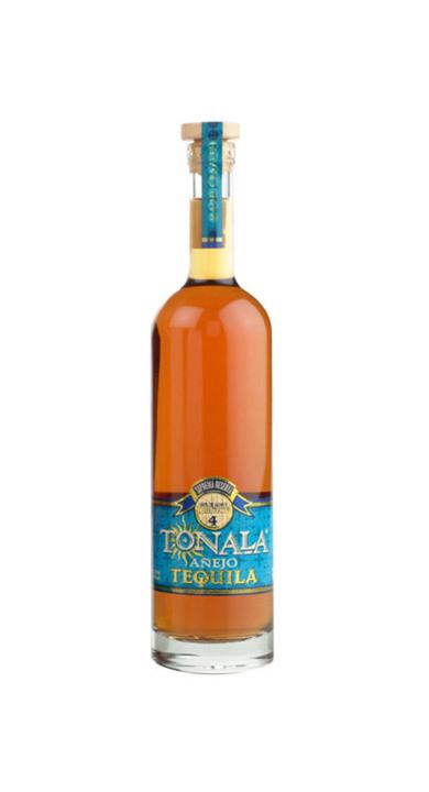 Bottle of Tonala #4 Extra Añejo
